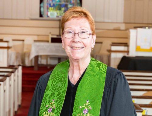 Church Women United World Community Day – Rev. Sharon Holt speaker