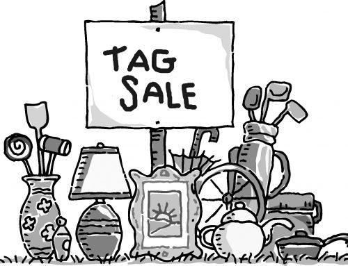 First Baptist Church presents tag sale on Nov. 3