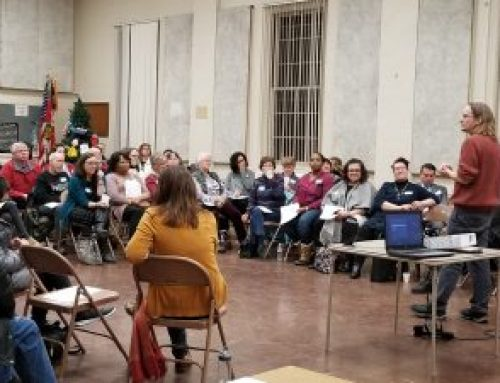 Southington Women of Progress and Harriet Beecher Stowe House lead community conversation at First Baptist
