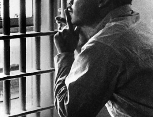 Rev. Dr. Martin Luther King Jr.'s Letter from a Birmingham jail