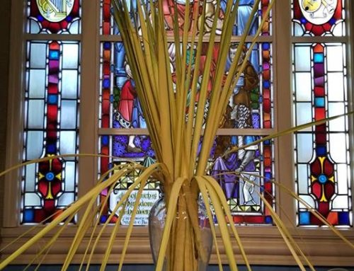 First Baptist to host Virtual Palm Sunday Worship with communion, Palm distribution