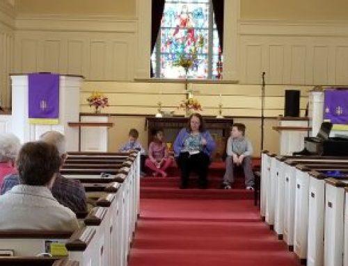 Church Women United honors church member, Laureen Galayda