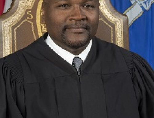 Chief Justice Richard A. Robinson to be featured speaker at the Martin Luther King Jr. Service