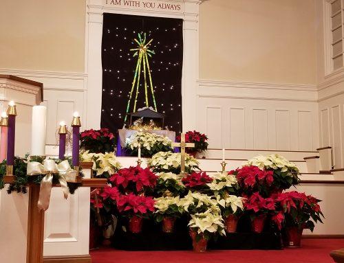 Pastor's Ponderings January – February 2020