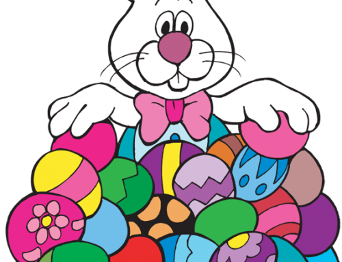 The Pastor's Ponderings: What do bunnies and eggs have to do with Easter?